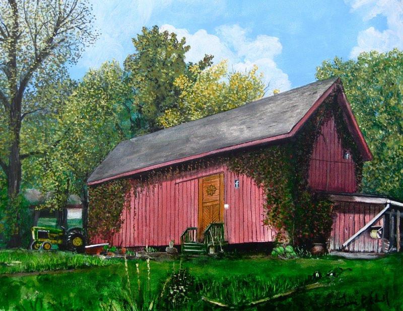 Barn at Heritage Farm