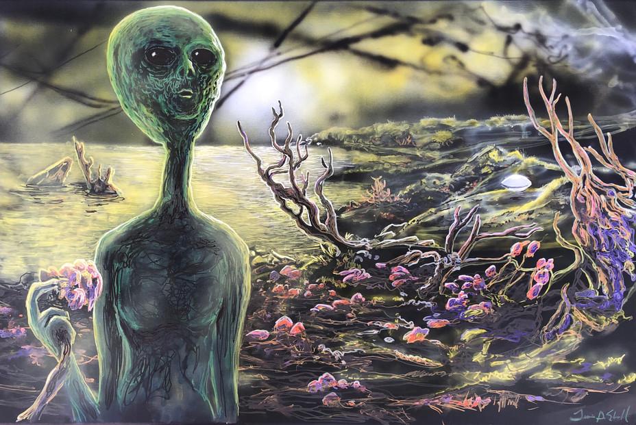 Alien Chemtrails