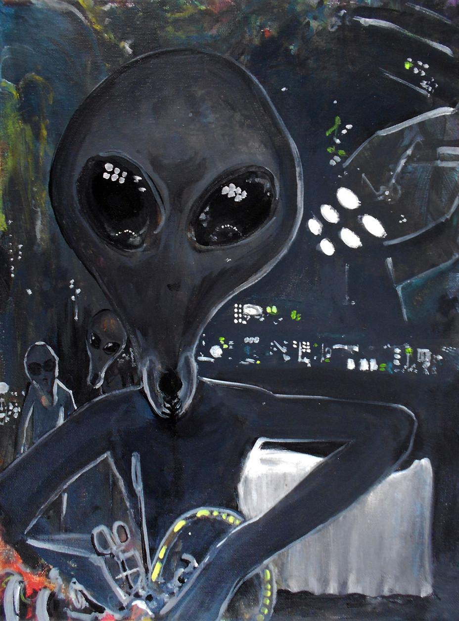 Alien Dissection