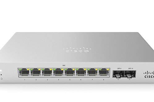 Cisco Meraki MS120-8FP-HW
