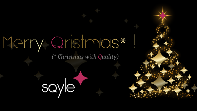 Merry Christmas from Sqyle !