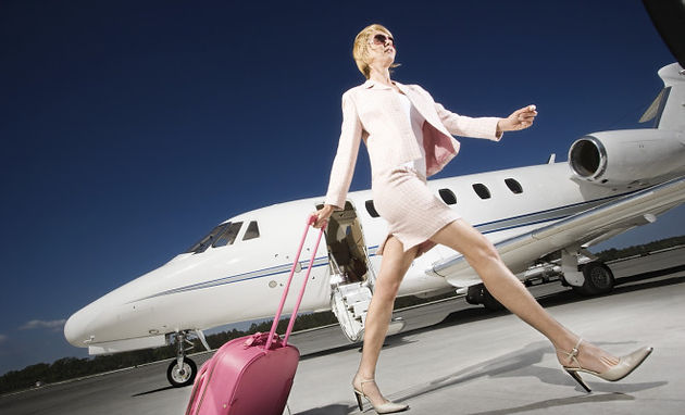 Don't Date an Alpha Female Who Travels (read on, it's is not