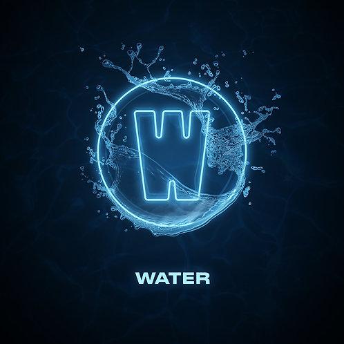50ml E-Liquid WATER