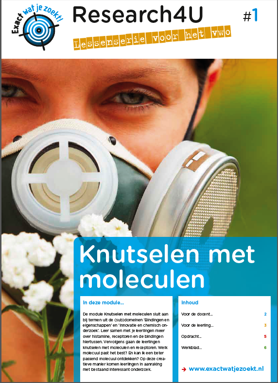Knutselen met moleculen