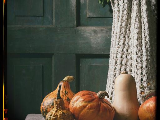 Aagje maakt: Pompoen-wortelgratin