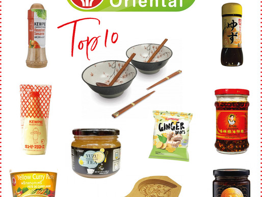 Amazing Oriental, Aagje's Top 10
