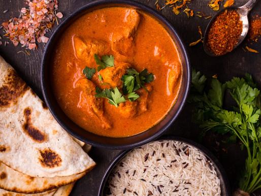 Makkelijke curry