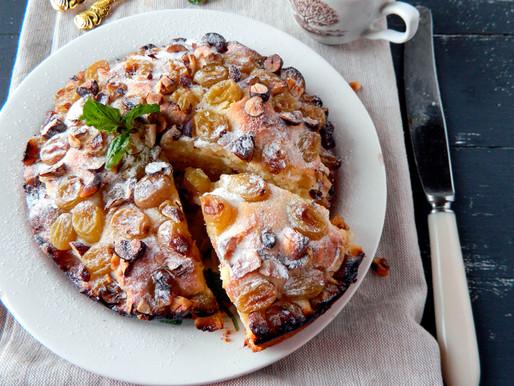 Traubenkuchen | Druiventaart