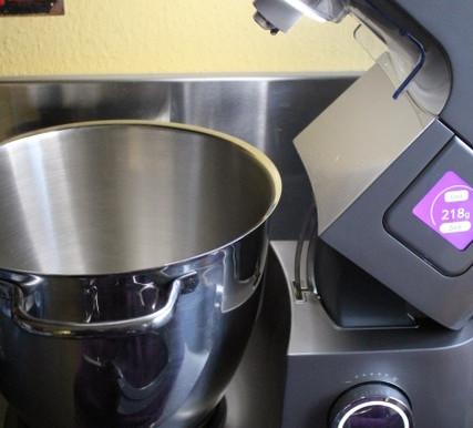 Aagje test: de Kenwood KWL90.004SI Chef Titanium Patissier XL