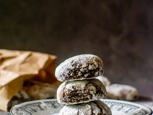 Schoko-Schneebälle | Chocolade-sneeuwballen