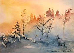 Talvinen päivä