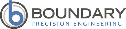 Picture of the Boundary Precision Engineering logo, a business customer of Greenest Energy South West.