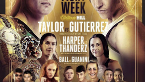 Taylor Headlines Historic Night For Women's Boxing