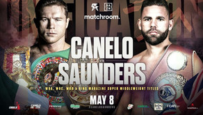 Saunders Aiming To Shock The World In Canelo Clash This Weekend!