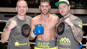 Gilley looking to be in the mix for British Title