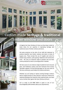 Heritage & Traditional Windows Thumbnail