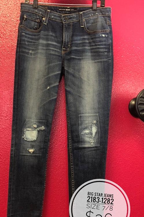 Big Star, Jeans