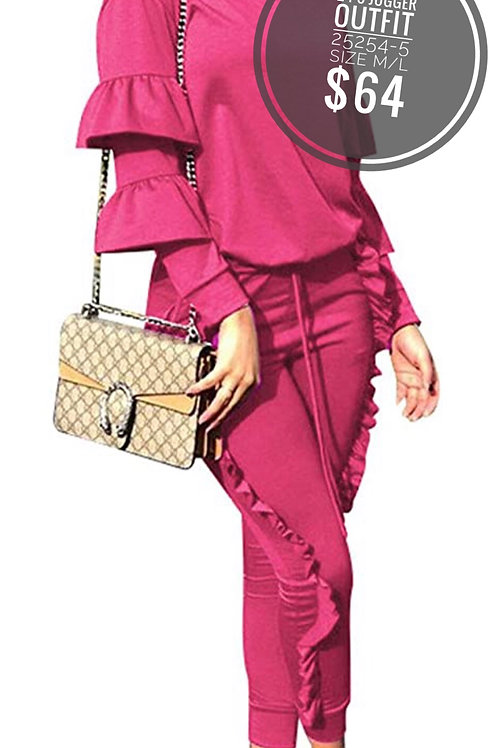 2 PC Jogger Outfit