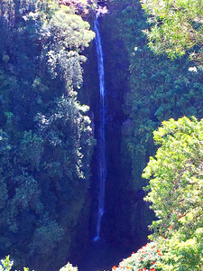 Hidden Waterfalls Road to Hana