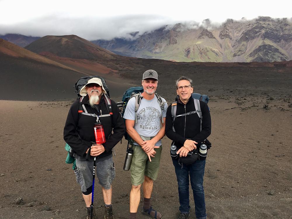 The Three Haleakalateers