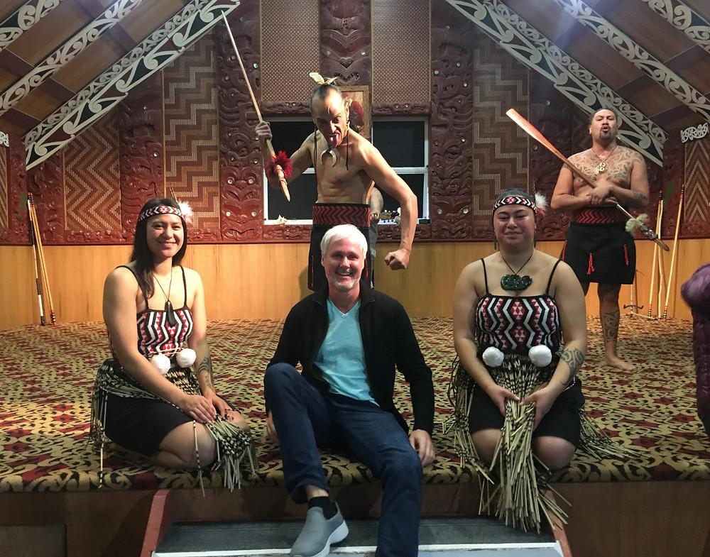 The Haka - war dance