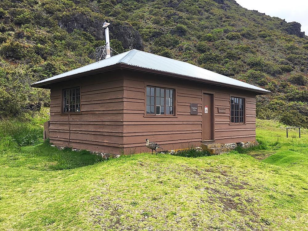 Holua Cabin In Haleakala