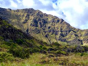 Haleakala's Switchback mountain