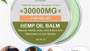 6 cbd oil benefits. healthy body , healthy mind.