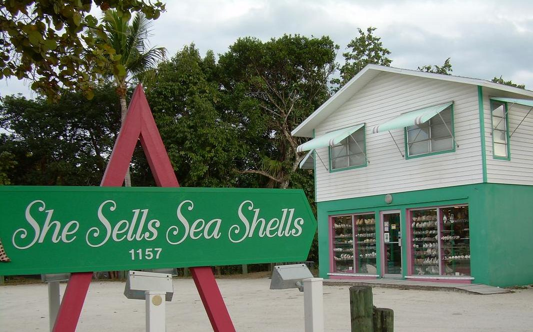 Sanibel Island Shopping