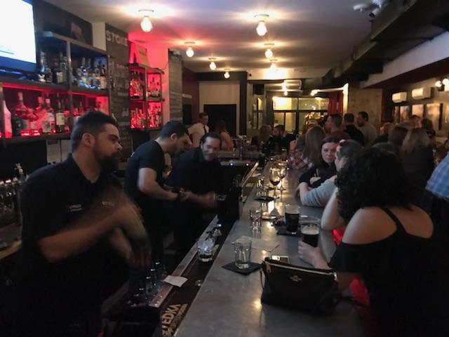 Bartenders Stoke After Dark