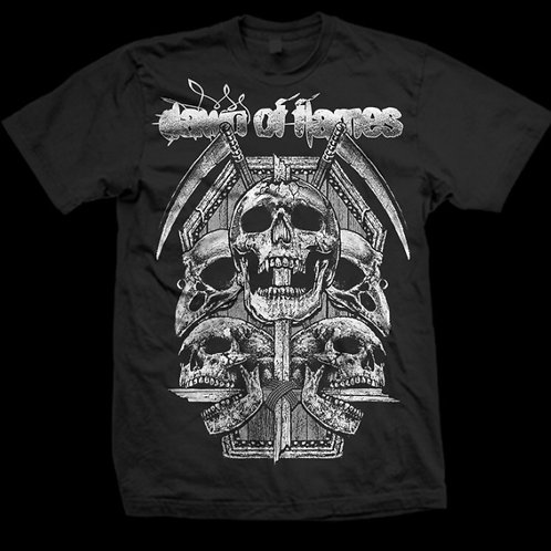 Dawn Of Flames: Punishment Shirt