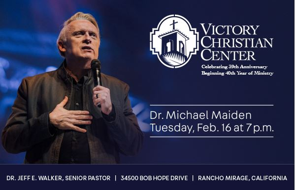 vcc Mike Maiden