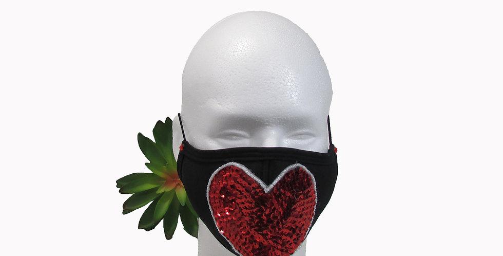 Stone Fashion Mask w Filter Pocket