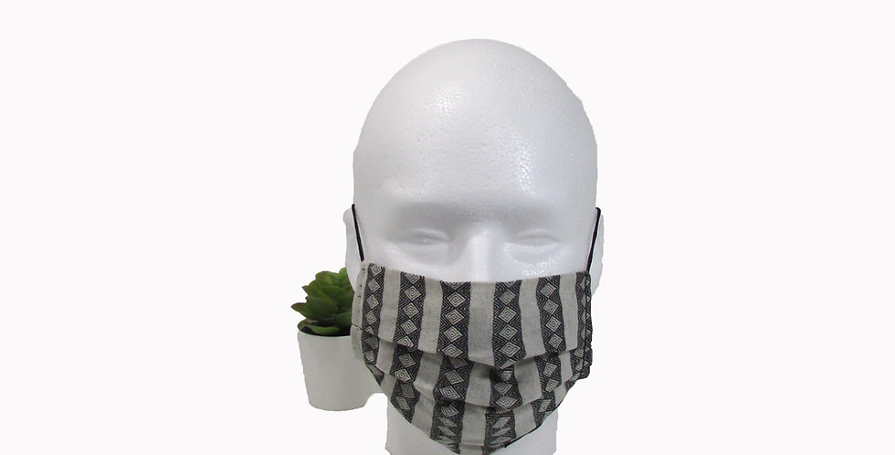 Fashion Mask w Filter Pocket