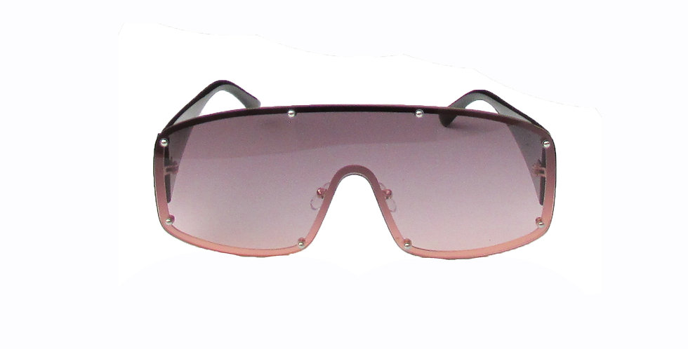 Soft Pink Sunglasses
