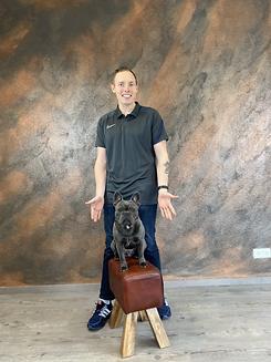 Praxishund Arnold Körpermanufaktur Physiotherapie
