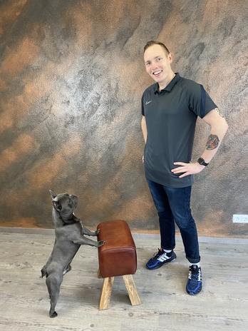 Praxishund Arnold Physiotherapie