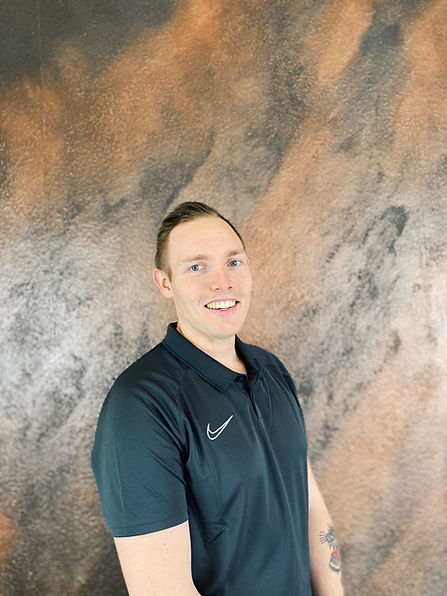 Dennis Richter Physiotherapeut