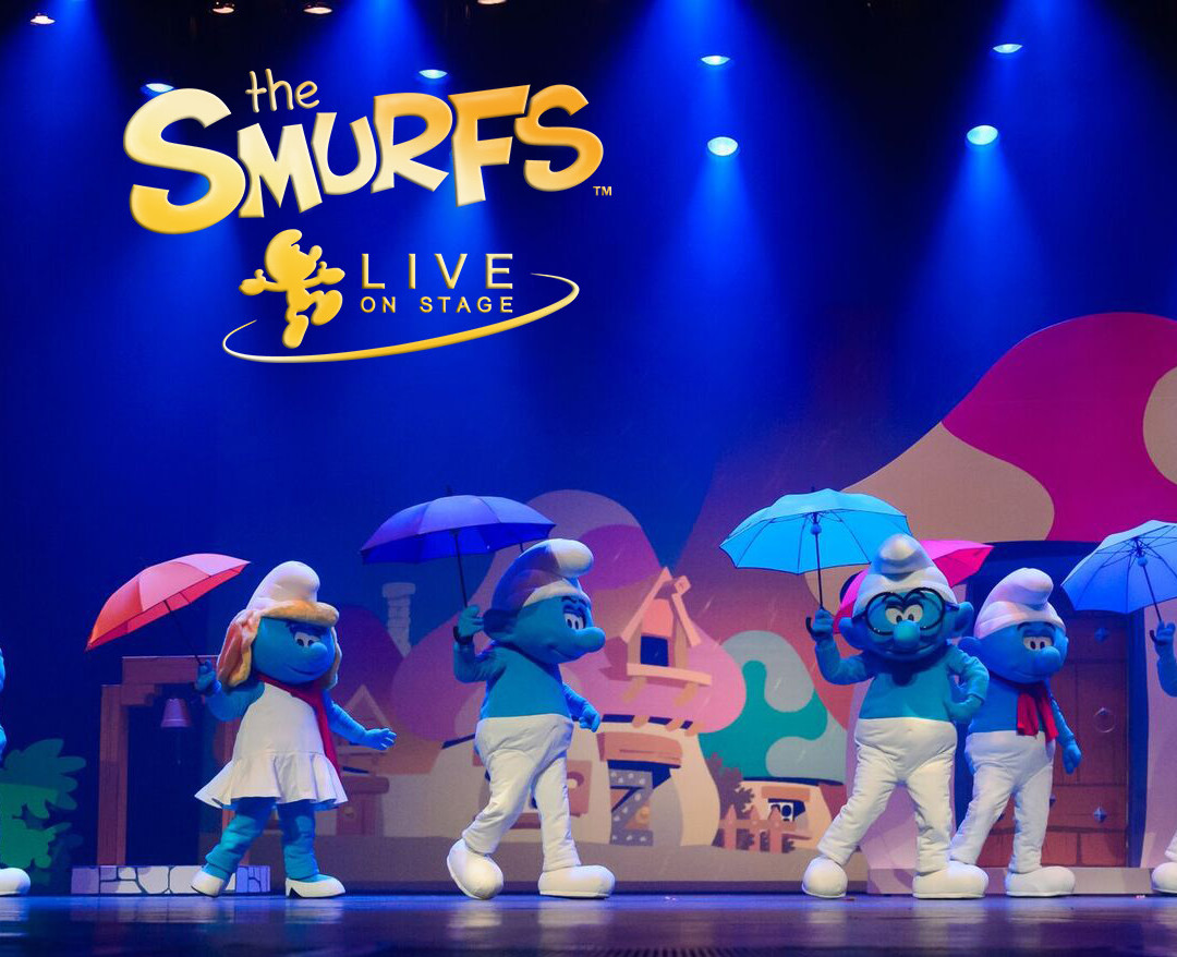 The Smurfs Live On Stage South Africa