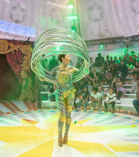 The Nutcracker's Winter Circus