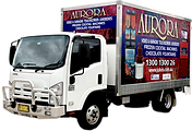 delivery Truck Aurora Jukebox Hire