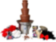 Chocolate Fountain Rental