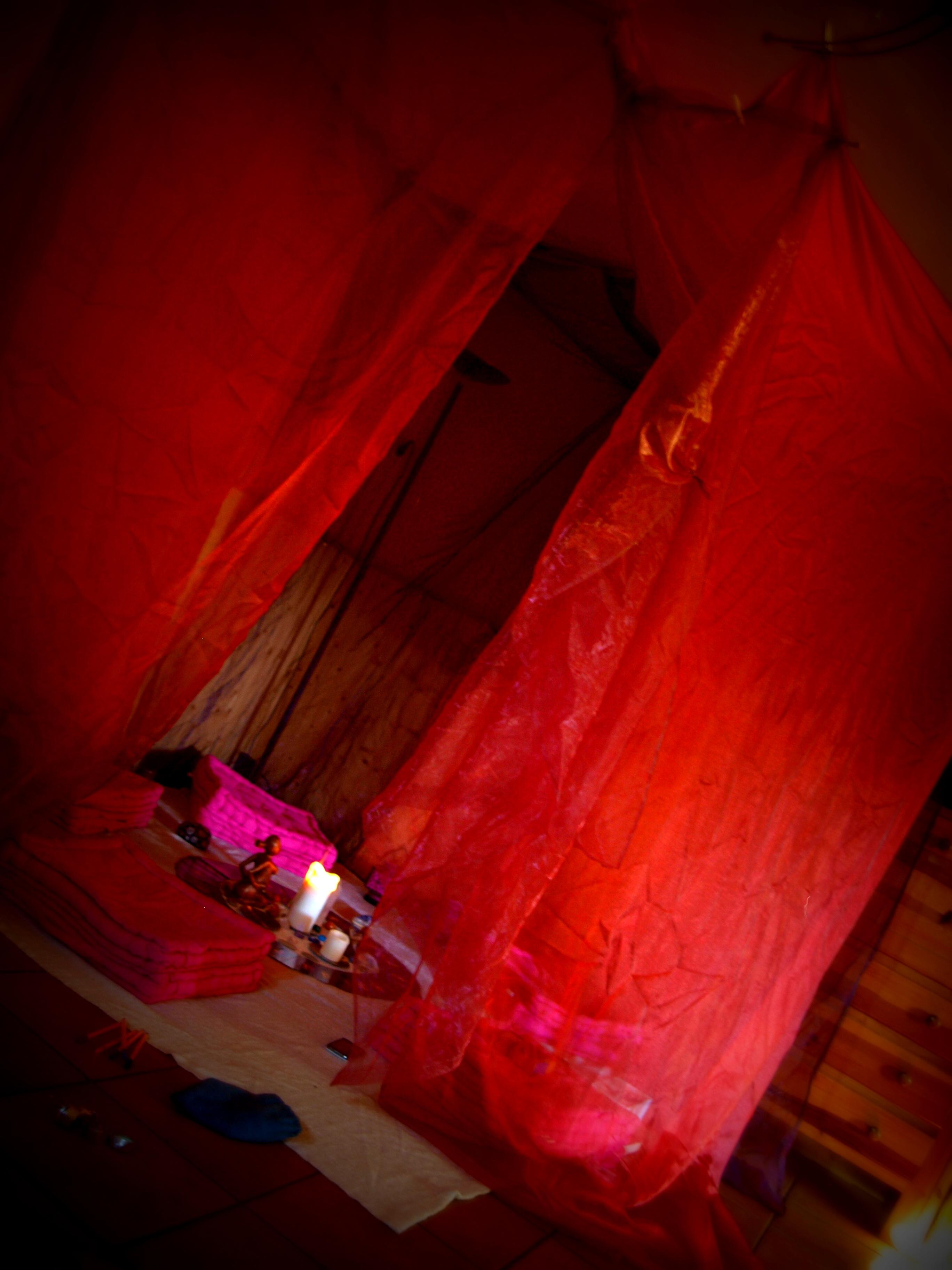 La Tente Rouge