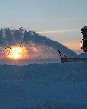 Winterdienst, Schnee machen,