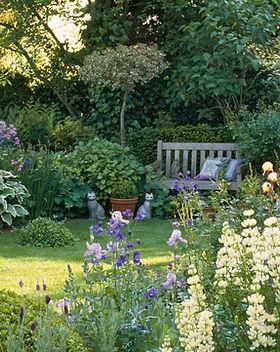 Gartengestaltung, Pflanzen, Pflege, Gartenbau