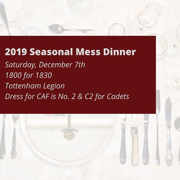 2019 Seasonal Mess Dinner Advert.png