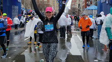 Boston Marathon 2018 -I came, I ran, I fell more in Love!