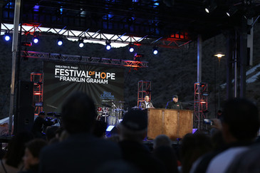 Greater El Paso Festival of Hope