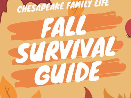 Maryland Fall Survival Guide
