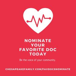 Favorite Docs Social Media Ad